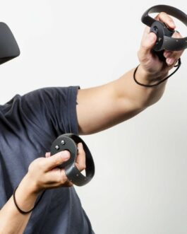 نظارة الواقع الإفتراضي